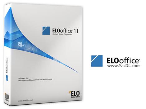 دانلود ELOoffice 11.0 - نرم افزار مدیریت اسناد دیجیتالی
