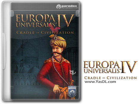 دانلود بازی Europa Universalis IV Cradle of Civilization برای PC