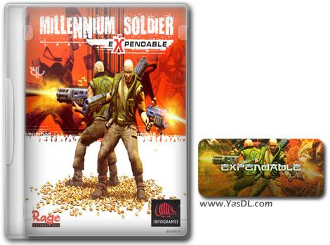 دانلود بازی Expendable برای PC