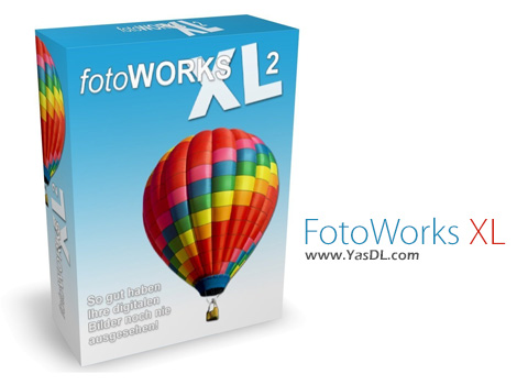 FotoWorks XL 2 2018 18.0.3 + Portable – Software Edit Digital Images