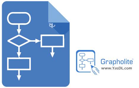 دانلود Grapholite 3.0.0 + Portable - نرم افزار ترسیم فلوچارت و انواع دیاگرام