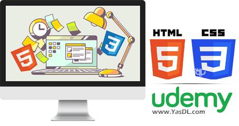 دانلود آموزش مقدماتی HTML و CSS برای طراحان مبتدی - Introduction to Basic HTML and CSS Concepts