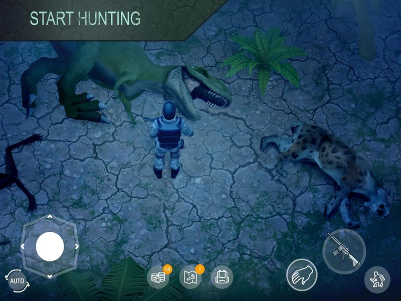 Jurassic Survival 2.6.1 For Android + Infinite Money