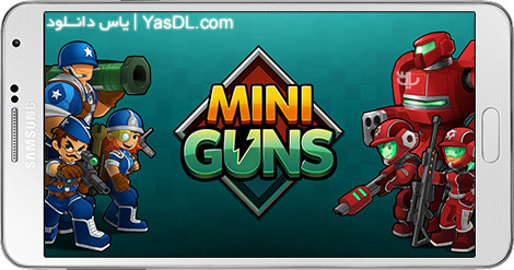 Mini Guns 1.0.19 Mini Guns For Android + Data