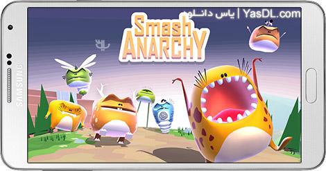 دانلود بازی Minion Shooter Smash Anarchy 1.0.0 - تیراندازی به مینیون ها برای اندروید + پول بی نهایت