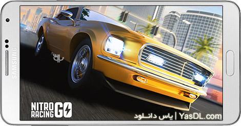 دانلود بازی Nitro Racing GO 1.0.7 - مسابقات اتومبیل رانی نیترو برای اندروید