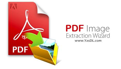 دانلود PDF Image Extraction Wizard Pro 6.32 - استخراج عکس ها از اسناد PDF