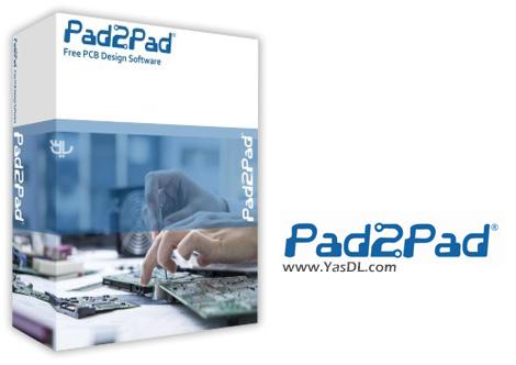 دانلود Pad2Pad 1.9.118 Build 4462 + Portable - نرم افزار طراحی برد مدار چاپی