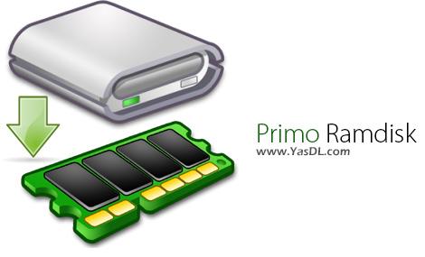 دانلود Primo Ramdisk Professional Edition 5.7.0 - تبدیل حافظه رم به هارد دیسک