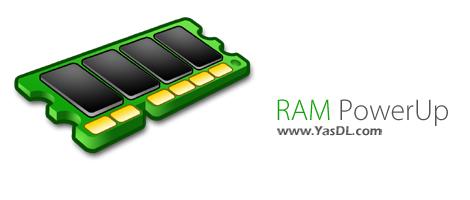 دانلود RAM PowerUp Pro 0.1.2.831 - نرم افزار بهینه سازی حافظه رم