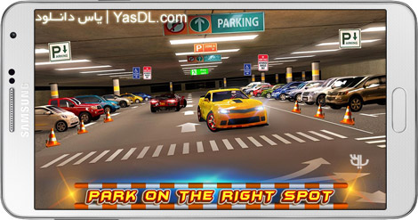 دانلود بازی Real Car Parking 3D 5.6.4 - شبیه سازی پارک اتومبیل برای اندروید + پول بی نهایت