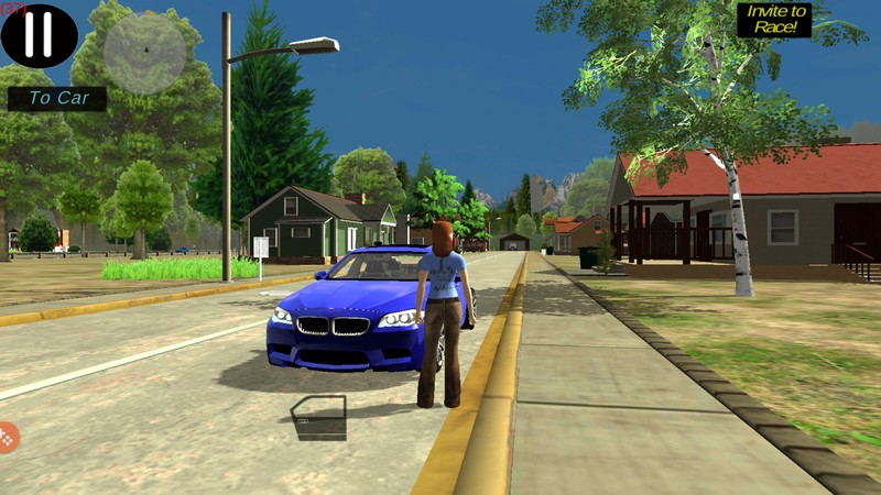 Real Car Parking 3D 5.9.1 For Android + Infinite Money