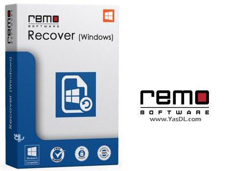 دانلود Remo Recover Windows 4.0.0.65 + Portable - نرم افزار بازیابی اطلاعات