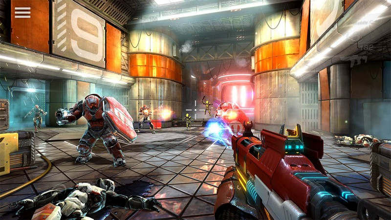 Shadowgun Legends 1.0.1 For Android + Infinity + Data Edition