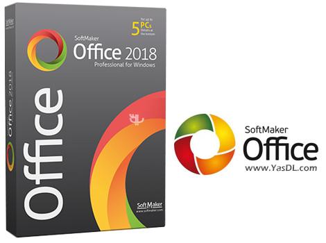 دانلود SoftMaker Office Professional 2018 Rev 918.1128 x86/x64 - جایگزین مایکروسافت آفیس