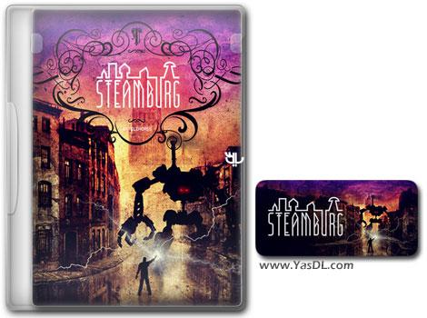 دانلود بازی Steamburg برای PC