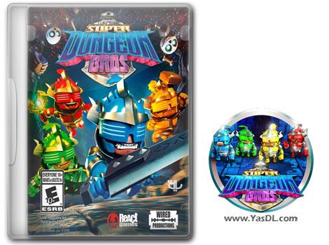 دانلود بازی Super Dungeon Bros Reloaded برای PC