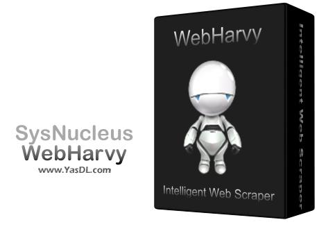 دانلود SysNucleus WebHarvy 5.0.1.148 - نرم افزار استخراج اطلاعات از صفحات وب