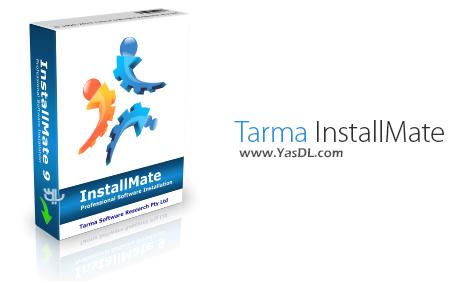 دانلود Tarma InstallMate 9.99.0.7736 - ساخت آسان فایل های نصبی