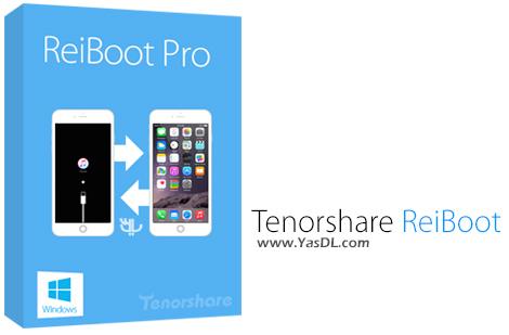 دانلود Tenorshare ReiBoot 6.9.3.0 Pro - رفع مشکلات دستگاه های iOS