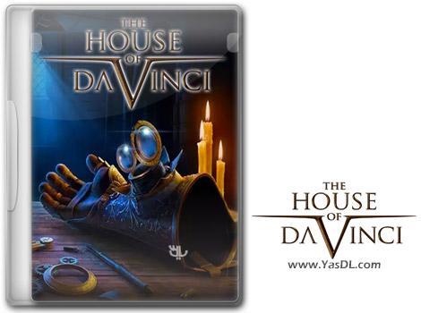 دانلود بازی The House of Da Vinci برای PC