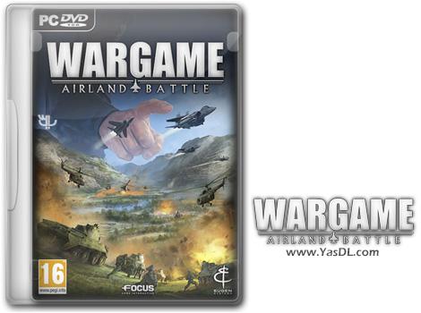دانلود بازی Wargame AirLand Battle برای PC