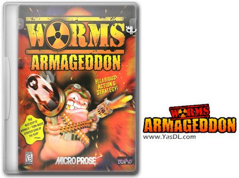دانلود بازی Worms Armageddon برای PC
