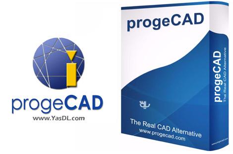 دانلود ProgeSOFT progeCAD 2018 Pro 18.0.6 x64 - نرم افزار طراحی و نقشه کشی