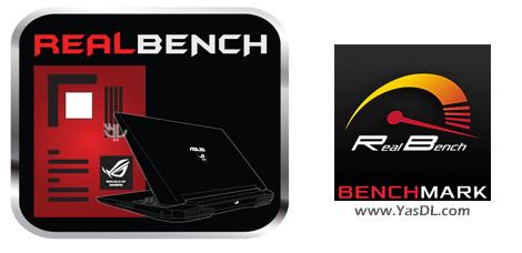 دانلود ASUS RealBench 2.56 - نرم افزار تست قطعات سخت افزاری و آزمون بنچمارک