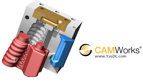 CAMWorks 2018 SP3.0 Build 2018.06.04 X64 - CNC Machining Software