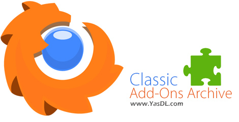 دانلود Classic Add-Ons Archive 1.1.0 - آرشیو افزونه های کلاسیک برای فایرفاکس