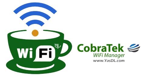 دانلود CobraTek WiFi Manager 2.0.4.480 - نرم افزار مدیریت شبکه های بی سیم