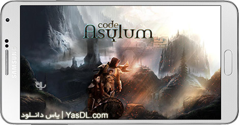 دانلود بازی Code Asylum 0.7 - کد پناهندگی برای اندروید + دیتا + پول بی نهایت