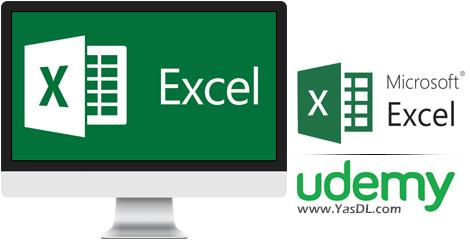 دانلود دوره آموزشی اکسل 2016 - Excel - A Step by Step Complete Course