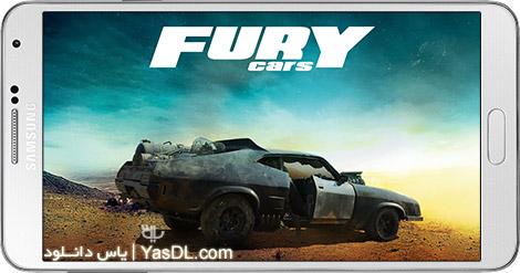 دانلود بازی Fury Cars 1.1.1 - اتومبیل های خشمگین برای اندروید + پول بی نهایت