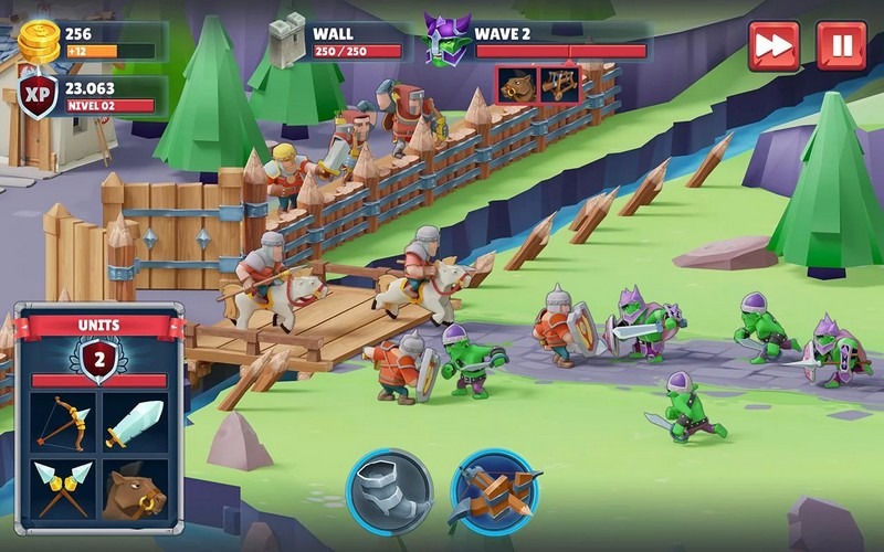 بازی تیفانی بی نهایت دانلود Game of Warriors 1.1.3 بازی جنگجویان برای اندروید ...