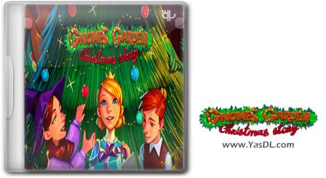 دانلود بازی Gnomes Garden Christmas Story برای PC