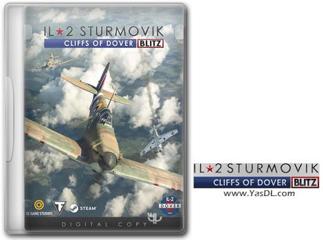 دانلود IL 2 Sturmovik Cliffs of Dover Blitz برای PC