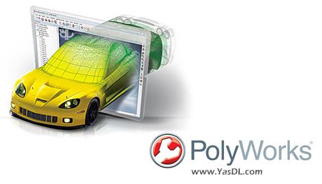 دانلود InnovMetric PolyWorks 2017 IR7 - نرم افزار مترولوژی 3 بعدی