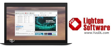 دانلود Lighten PDF Converter Master 6.0.0 - نرم افزار نمایش و تبدیل فرمت های PDF
