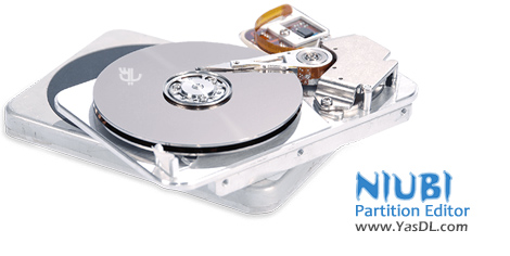 دانلود NIUBI Partition Editor Professional 7.0.5 - پارتیشن بندی و مدیریت هارد دیسک