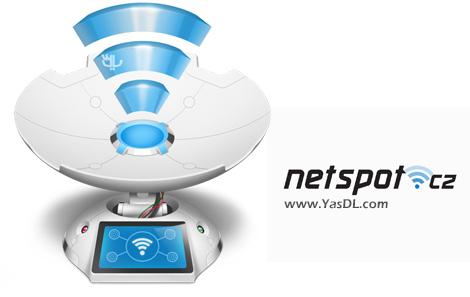 دانلود NetSpot 2.8.1.600 - نرم افزار مدیریت و ارزیابی شبکه های بی سیم