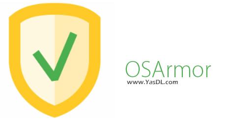 دانلود OSArmor 1.1.0.0 - نرم افزار حفظ امنیت ویندوز
