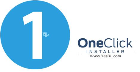 دانلود OneClick! Installer 3 Full - نصب آسان انواع برنامه ها تنها با یک کلیک