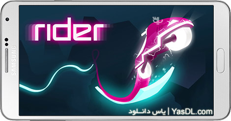 دانلود بازی Rider 1.2.1 - موتورسواری پرهیجان برای اندروید + پول بی نهایت