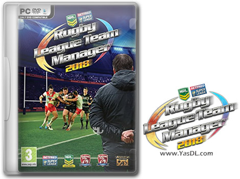 Rugby League Team Manager 2018 For PC