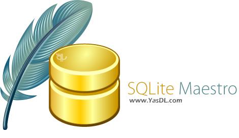 دانلود SQLite Maestro Professional 16.11.0.6 - مدیریت پایگاه داده SQLite