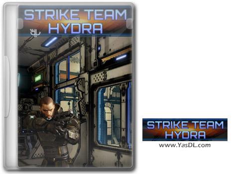 دانلود بازی Strike Team Hydra برای PC