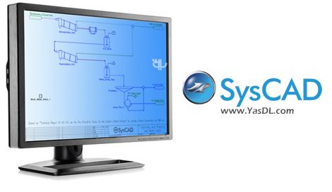 دانلود SysCAD 9.3 Build 137.21673 - نرم افزار شبیه سازی فرآیندها