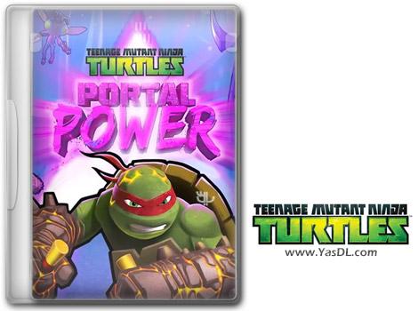 دانلود بازی Teenage Mutant Ninja Turtles Portal Power برای PC